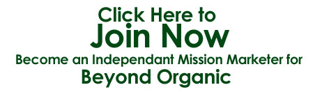 Join Now - Beyond Organic Insider