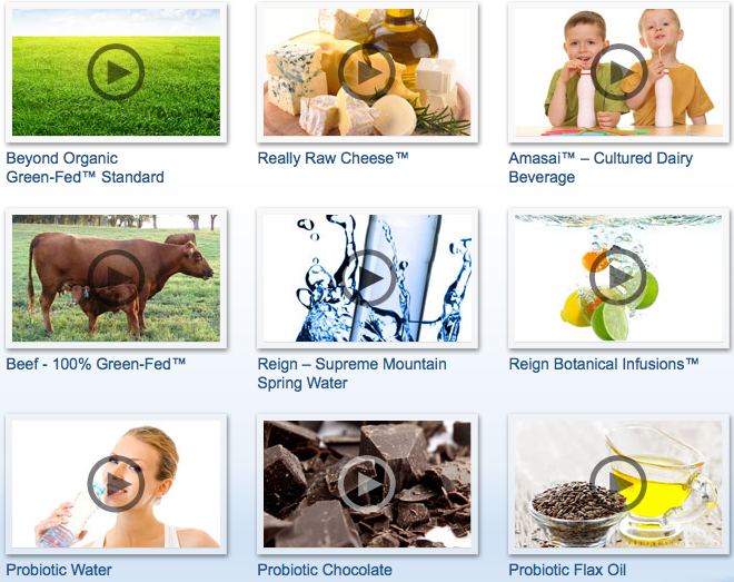 Beyond Organic Product Video Page Link