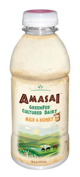 Amasai GreenFed Cultured Dairy Beverage