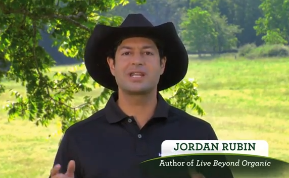 Jordan Rubin Author and Founder of Beyond Organic