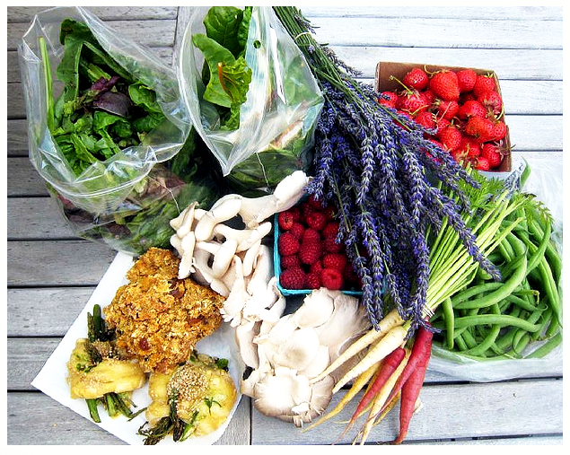 Organic Whole Food