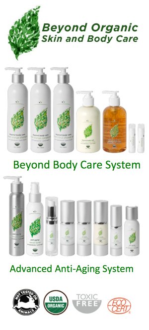 Beyond Organic Skin and Body Care